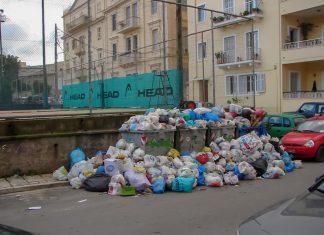 Καμπάνια για ανακύκλωση των σκουπιδιών στην Κέρκυρα