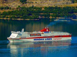 Νέο δρομολόγιο Χανιά - Πειραιάς από τις Μινωικές Γραμμές