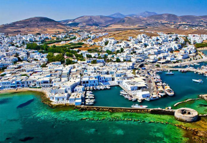 Η Πάρος, καλύτερο νησί του κόσμου