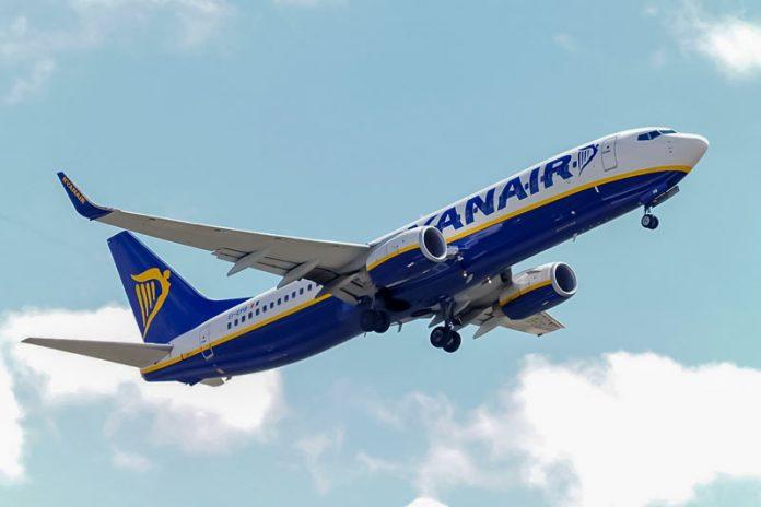 Οι πτήσεις της Ryanair τώρα σε κράτηση μέσω UATP
