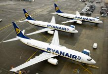 Η Ryanair αναμένεται να ακυρώσει έως και 600 πτήσεις