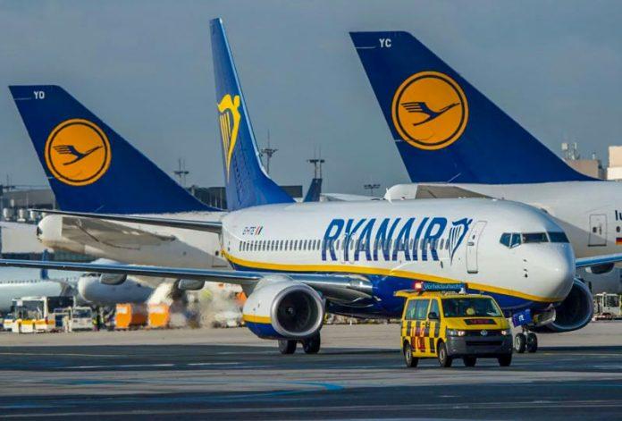 Πόλεμος Ryanair κατά Lufthansa