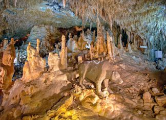 Εντάθηκε στο ΕΣΠΑ το έργο ανάδειξης του σπηλαίου των Πετραλώνων