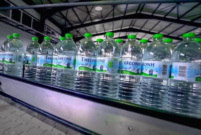 Νέος Ασκός 10 λίτρων από το φυσικό μεταλλικό νερό ΘΕΟΝΗ