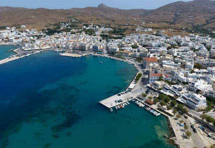 Αύξηση του τουρισμού στην Τήνο