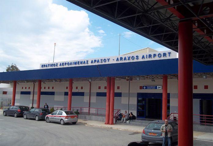 Λειτουργία Γραφείου Τουριστικής Πληροφόρησης στο Αεροδρόμιο Αράξου
