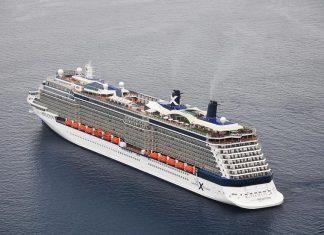 Στο Λιμάνι Ηρακλείου βρέθηκε το Celebrity Reflection