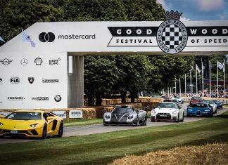 Festival of Speed στη Ρόδο 14-16 Σεπτεμβρίου