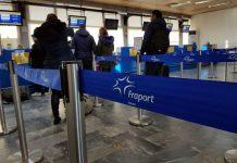 Αύξηση της επιβατικής κίνησης στα αεροδρόμια της Fraport Greece