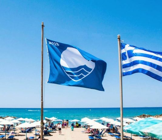 Αφαιρέθηκε η «Γαλάζια Σημαία» από 38 ελληνικές ακτές