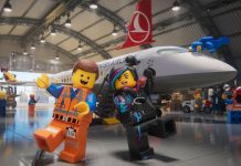 Συνεργασία Turkish Airlines και Lego για την ασφάλεια εν πτήσει