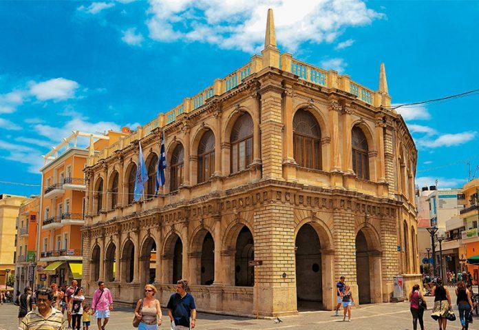 Εκπαιδευτικές-τουριστικές ξεναγήσεις στην παλιά πόλη Ηρακλείου