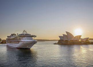 Δύο νέα κρουαζιερόπλοια παραγγέλνει η Princess Cruises