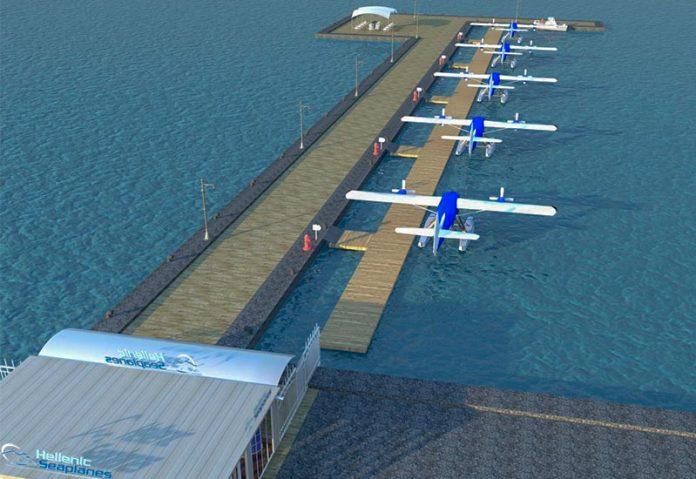 Ξεκίνησε η αδειοδότηση για το Μητροπολιτικό Υδατοδρόμιο Ελευσίνας