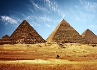 Η Αίγυπτος κατάρτισε φιλόδοξο τουριστικό πλάνο