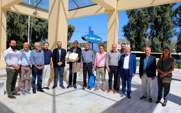 Η ΑΝΕΚ LINES πρέσβειρα του ελληνικού πολιτισμού, τουρισμού & γαστρονομίας