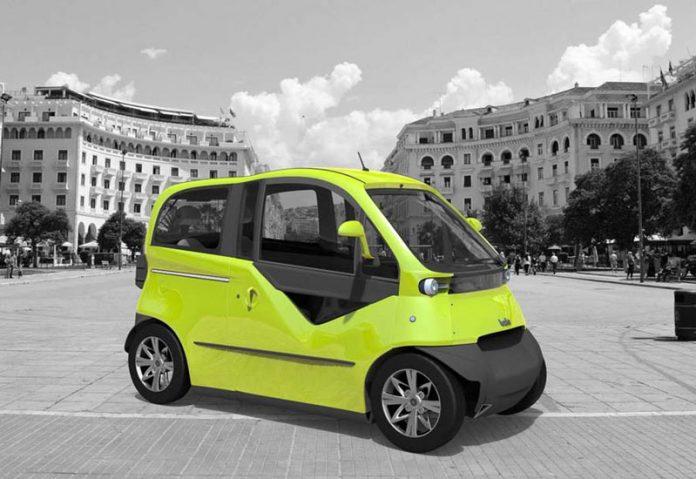 Το πρώτο ελληνικό ηλεκτρικό αυτοκίνητο στη «Voltάρω 2018»