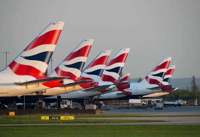 Έκλεψαν δεδομένα πελατών από το site της British Airways