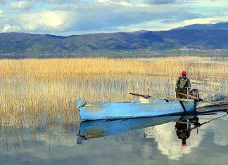 Δράσεις ναυταθλητισμού για παιδιά στη λίμνη Δοϊράνη