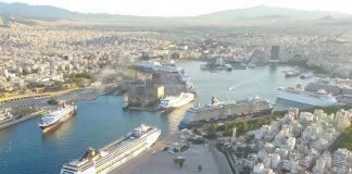 3ο μεγαλύτερο λιμάνι της Ευρώπης ο Πειραιάς
