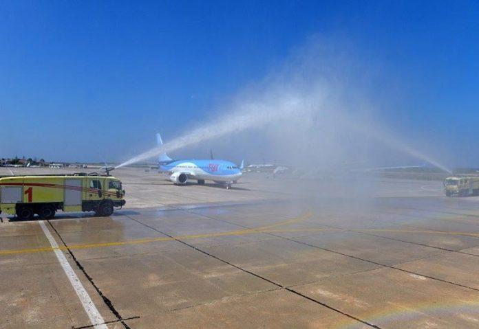 Η TUI έδωσε το όνομα «Ρόδος» στο νέο της αεροσκάφος