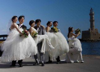 Την Ρόδο επιλέγουν οι Κινέζοι για τον γάμο τους