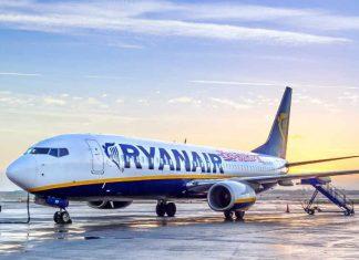 Νέο δρομολόγιο της Ryanair από Θεσσαλονίκη-Μάντσεστερ