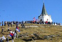 Σέρβοι τουρίστες στα Πολεμικά πεδία του Α' Π.Π.