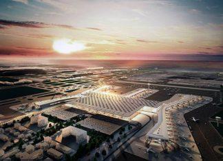 αεροδρόμιο Κωνσταντινούπολης