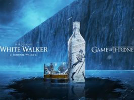 Limited edition Johnnie Walker