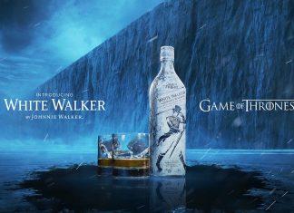 Limited edition Johnnie Walker