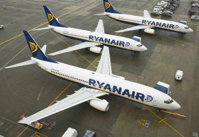 Η Ryanair ανακοινώσε το νέο της πρόγραμμα