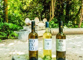Τα κρασιά του ΕΟΣ Σάμου