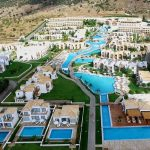 Το Mitsis Blue Domes Resort & Spa
