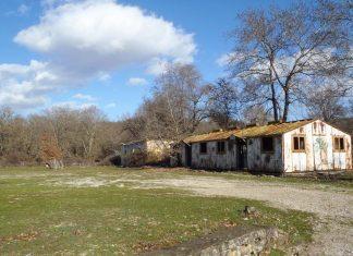 Το πρώην στρατόπεδο Ζιώγα