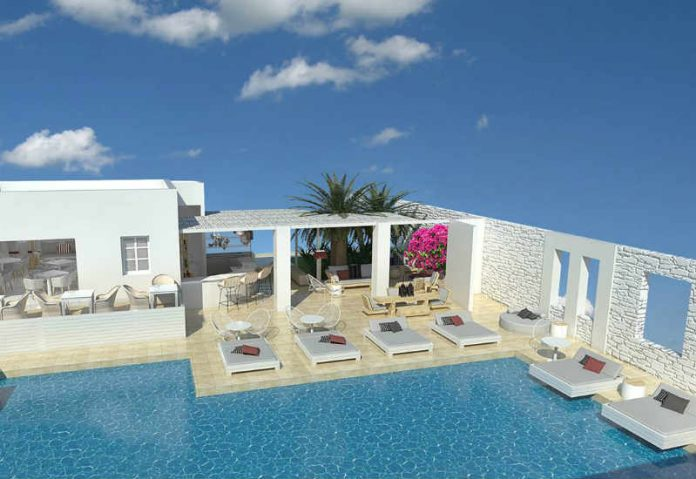 Το Mr & Mrs White Paros αγόρασε η BriQ Properties