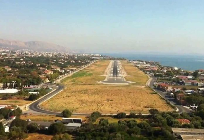 αεροδρόμιο Χιου