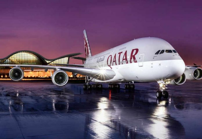 Cyprus Qatar Airways