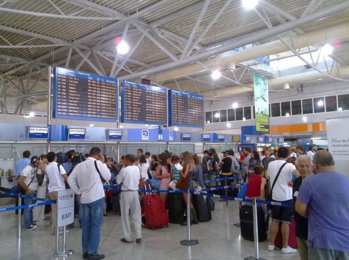 ελληνικά αεροδρόμια