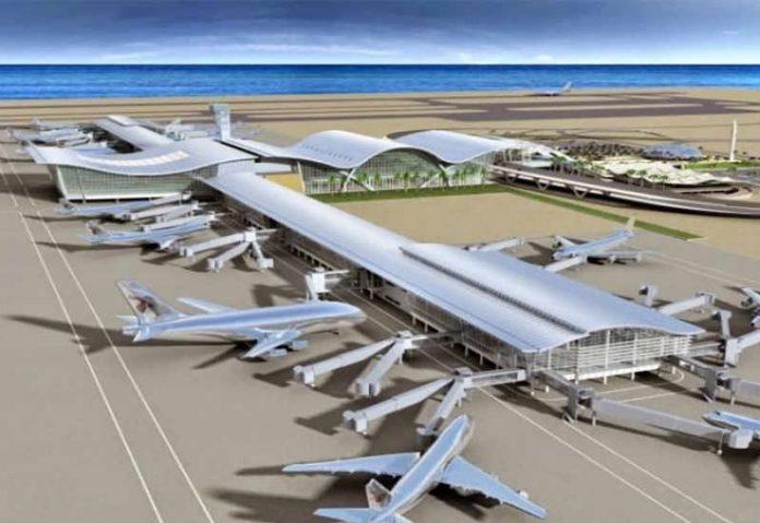 νέο αεροδρόμιο