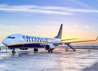 Ryanair νέο δρομολόγιο