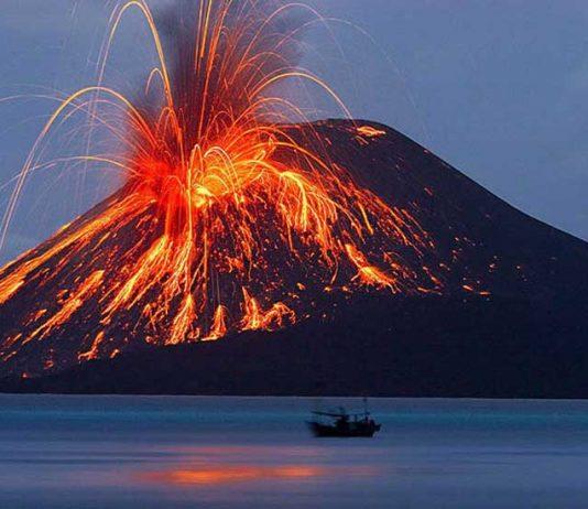 τουρισμός ηφαιστείου