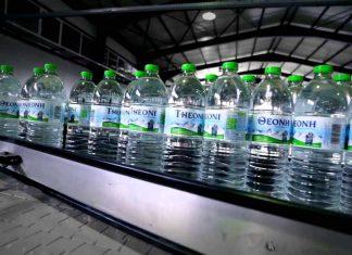 μεταλλικό νερό «ΘΕΟΝΗ»,