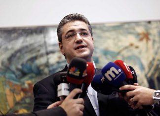 Για την «Συμφωνία των Πρεσπών» τοποθετήθηκε ο Περιφερειάρχης Κεντρικής Μακεδονίας Απόστολος Τζιτζικώστας τονίζοντας ότι «Οι βουλευτές έχουν μια ιστορική ευθύνη: Να καταψηφίσουν στη Βουλή τη «Συμφωνία των Πρεσπών