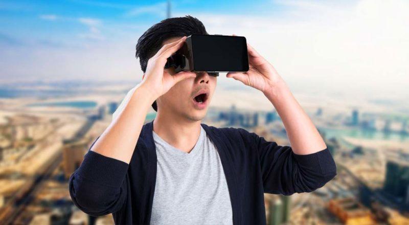 Tech AI VR AR