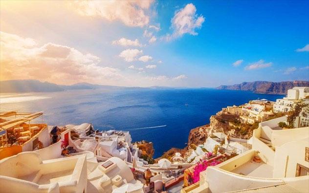 greece tourism, λογική