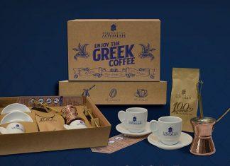 Greek Coffee Kit
