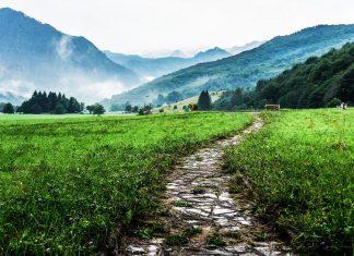 πράσινες πολιτιστικές διαδρομές