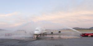 Airbus A380 της Emirates