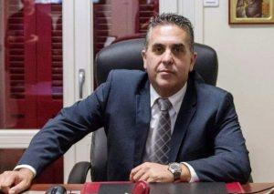 Ο Δημαρχος Ιθάκης, Δημήτρης Στανίτσας.